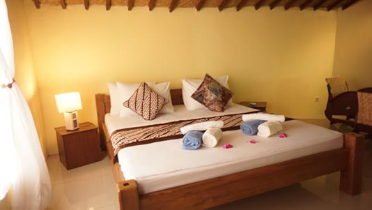 Omah gili rooms